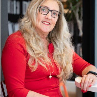 Caroline Verhage   oprichter, voorzitter en teamlid