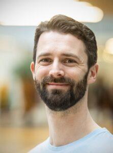 Martijn Hoes, onderzoeker naar hartfalen tijdens zwangerschap