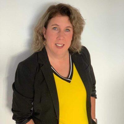 Natascha van der Post   teamlid en beheerder FB groep VrouwenHart  Hartfalen