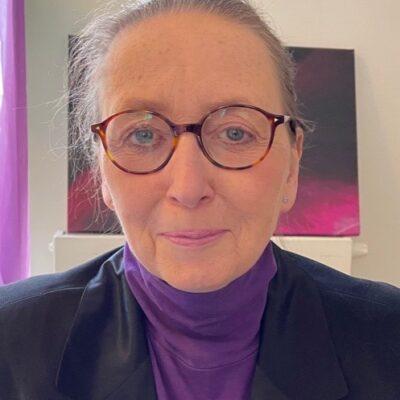 Pamela Williams beheerder internationale contacten mbt hartfalen